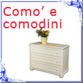COMO' e comodini stile COUNTRY
