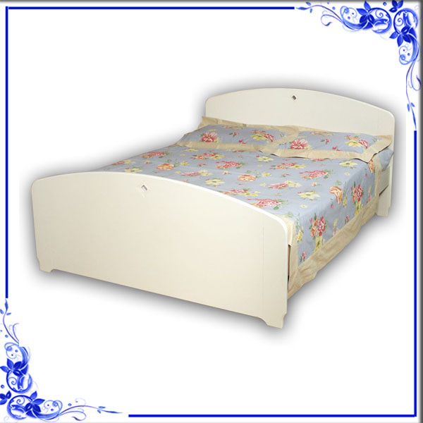 LETTO EOLO MATRIMONIALE SHABBY CHIC