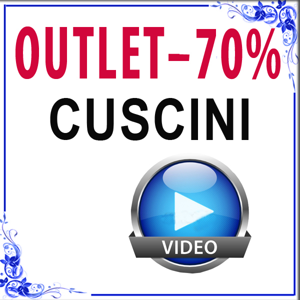 OUTLET CUSCINI COUNTRY