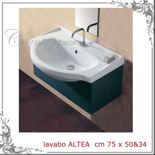 LAVABO ALTEA TOP QUALITY CM 75