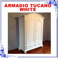 ARMADIO country TUCANO white