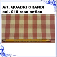 Quadri grandi color rosa anrico