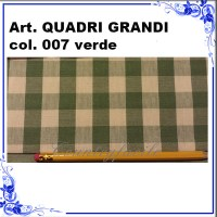 Quadri grandi color verde