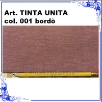 Tinta unita color bordò
